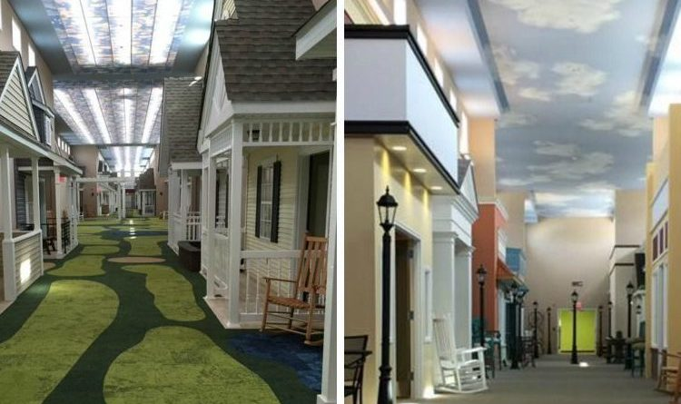 This Nursing Home Is Designed In An Incredible Way With